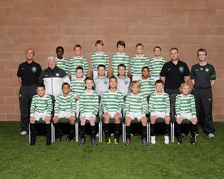 trainer celtic glasgow